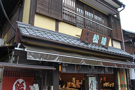 菓子屋横丁 松陸製菓