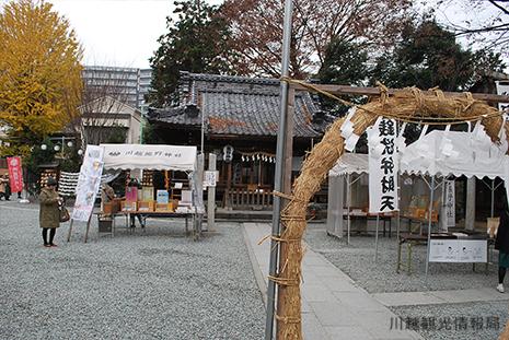川越熊野神社 社